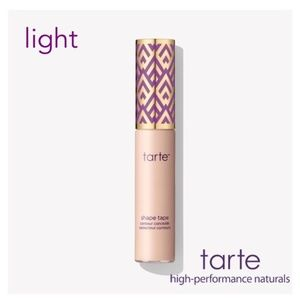 New Tarte Shape Tape Concealer